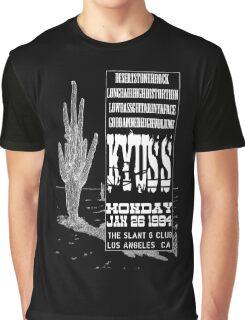 Kyuss concert Graphic T-Shirt