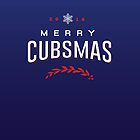 Merry Cubsmas Classic by Christie Kelly
