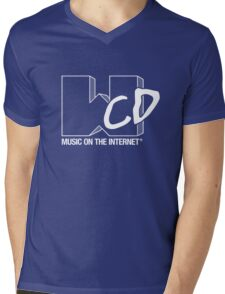 I WANT MY WHAT.CD Mens V-Neck T-Shirt