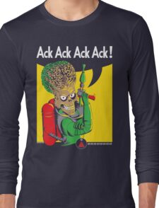 We Can Attack It Long Sleeve T-Shirt