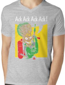 We Can Attack It Mens V-Neck T-Shirt