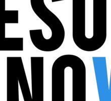 Know Jesus Know Peace Christian  Sticker
