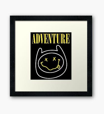 Adventure Band Framed Print