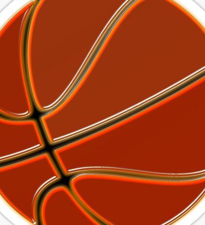 Basketball Graphic Sticker