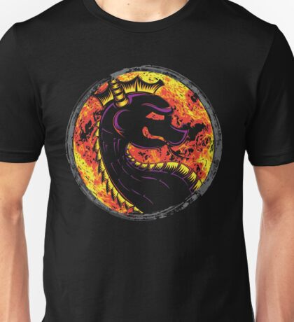 Kombat the Dragon Unisex T-Shirt