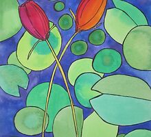 Water lily 2 by TIART