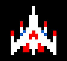 Galaga by monsterdesign