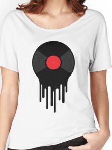 Liquid Sound Women's Relaxed Fit T-Shirt