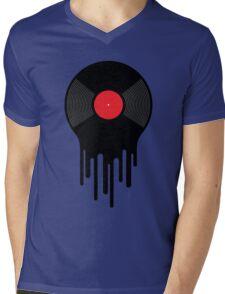 Liquid Sound Mens V-Neck T-Shirt