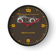 Aliens Armoured Personnel Carrier clock Clock