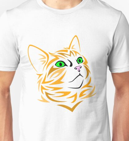 Marmalade Kitty Unisex T-Shirt