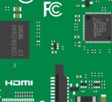 Raspberry Pi 3 Board Sticker