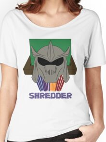 SHREDDER.  Women's Relaxed Fit T-Shirt