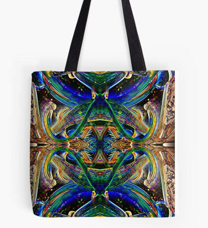 When silence is heard its music comes alive Tote Bag
