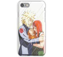 Naruto - Minato and Kushina iPhone Case/Skin