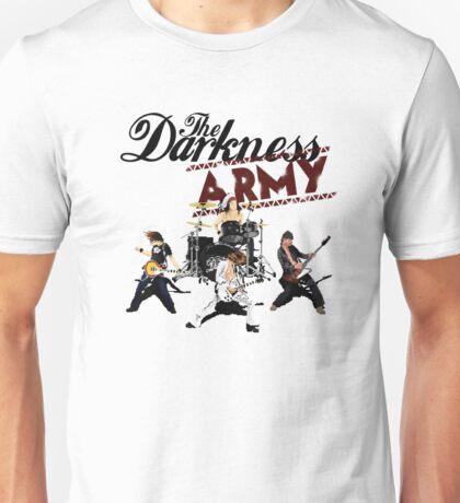 The Darkness Army Pixel Art Design Unisex T-Shirt