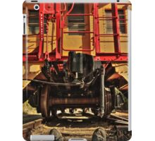 Caboose On The Loose iPad Case/Skin
