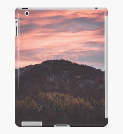 Autumn sky iPad Case/Skin