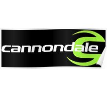 Cannondale Poster
