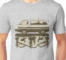Wonderwagon Nature-Toyota Master Ace Surf  Unisex T-Shirt