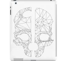 Corvo's mask iPad Case/Skin