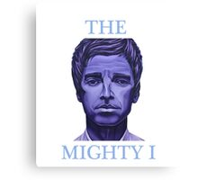 Noel Gallagher: The Mighty I Canvas Print