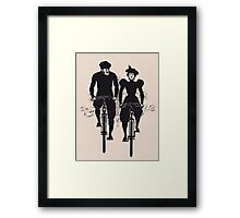 Replacement propositional Framed Print