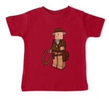 Lego Indiana Jones Harrison Ford Adventure Treasure Baby Tee