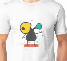 Cute Monster with emotions  Unisex T-Shirt