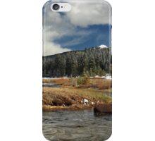 Deer Creek Meadows iPhone Case/Skin