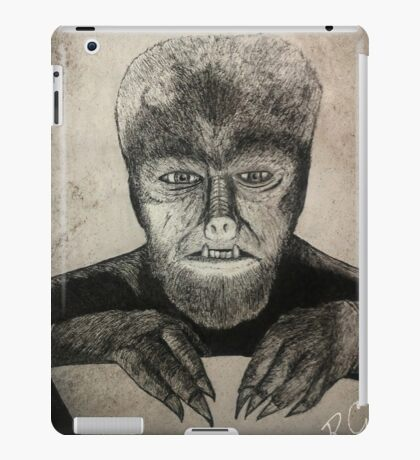 WereWolf iPad Case/Skin