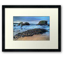 Northern Ireland Seascape Framed Print