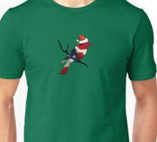 Christmas Bernie Bird Unisex T-Shirt