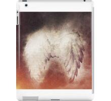 burning wings iPad Case/Skin