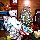 Christmas at Rupert's by Nadya Johnson