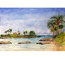 Jupiter Inlet Photographic Print