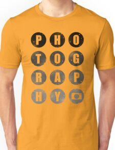 Photography Unisex T-Shirt