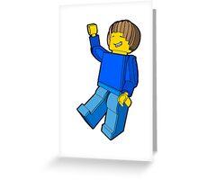 LEGO friends Boy Toys Greeting Card