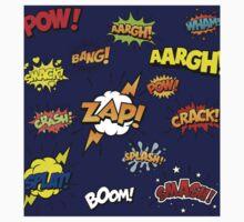 Amazing superheroes Kids Tee