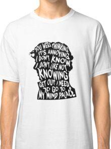 Sherlock's mind Classic T-Shirt