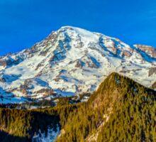 Mt Rainier HDR Sticker