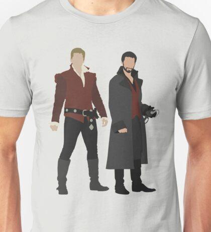 Captain Charming Unisex T-Shirt