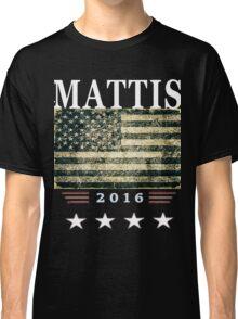 General James Mad Dog Mattis Secretary of Defense Classic T-Shirt