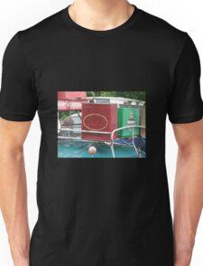 vw beatle roof clutter Unisex T-Shirt