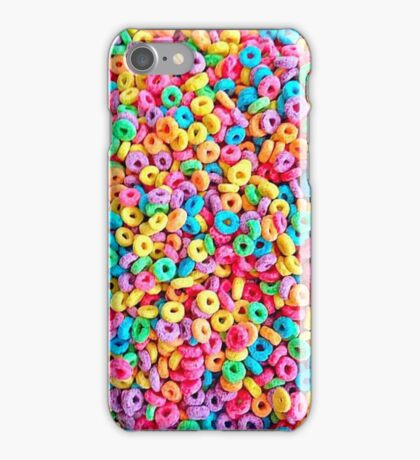 Froot Loops iPhone Case/Skin