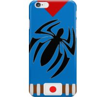 Scarlet Spider (Ben Reilly) iPhone Case/Skin