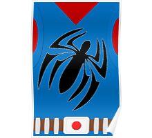 Scarlet Spider (Ben Reilly) Poster