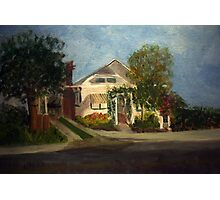Cason Cottage Delray Beach Photographic Print