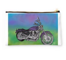 Riding in Style Studio Pouch