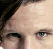 Matt Smith Sticker
